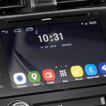 7 Inch Advanced Capacitive Touchscreen AV System