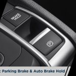 Electric Parking Brake + Auto Brake Hold