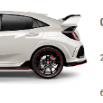 Honda Civic Type R 6 Speed MT