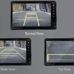 Multi Angle Rear View Camera