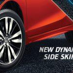 Dynamic Side Skirt