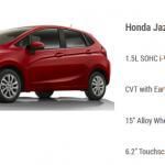 Honda Jazz CVT
