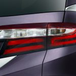 Rear Combi Lamp with LED Light Bars